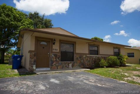 2160 NW 30 Way Fort Lauderdale FL 33311