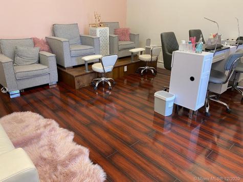 NAIL SALON & SPA SW Nail Salon & Spa Inc. Miami FL 33196