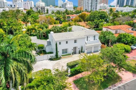 2887 Pine Tree Dr Miami Beach FL 33140