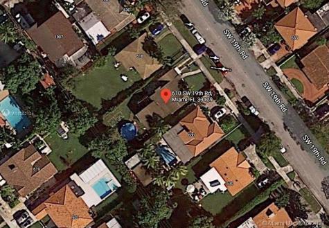 610 SW 19th Rd Miami FL 33129
