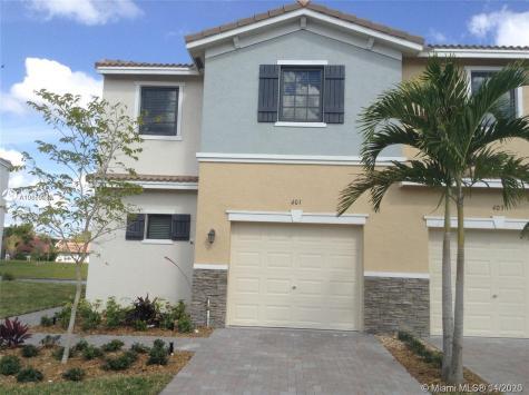 401 NE 194th Ln Miami FL 33179