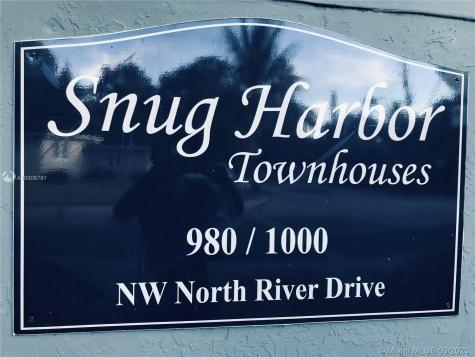 1000 NW N River Dr Miami FL 33136