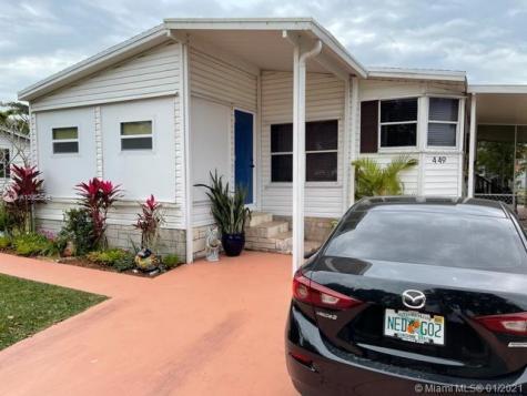 19800 SW 180th Ave lot 449 & 443 Miami FL 33187