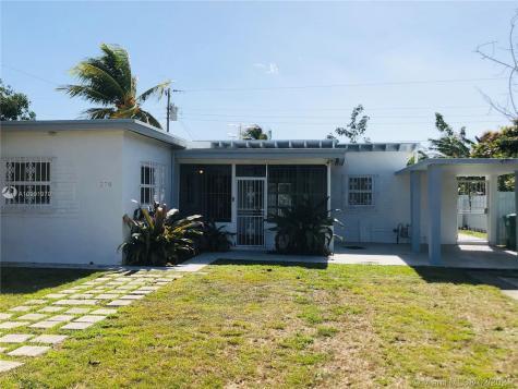 278 NW 110th St Miami FL 33168