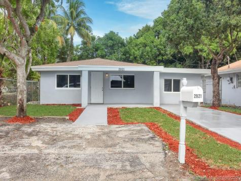 2921 NW 7th Ct Fort Lauderdale FL 33311