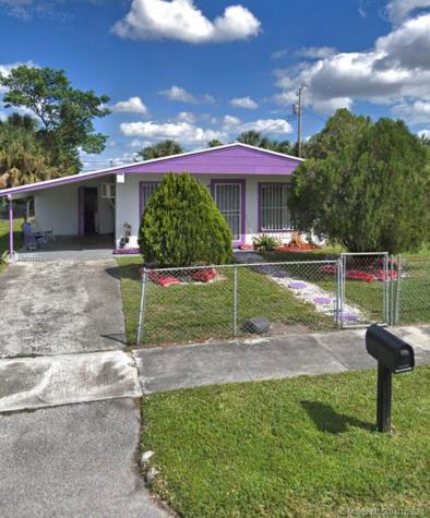 20523 NW 22nd Pl Miami Gardens FL 33056