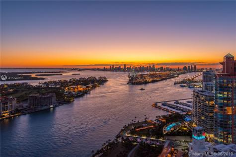 100 S Pointe Drive Miami Beach FL 33139