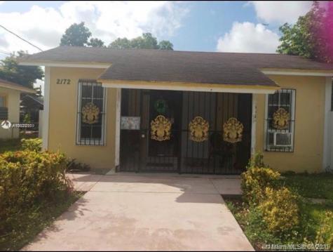 2172 NW 49th St Miami FL 33142