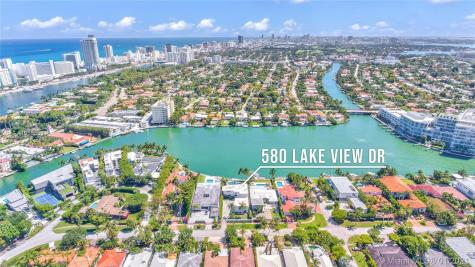 580 Lakeview Dr Miami Beach FL 33140