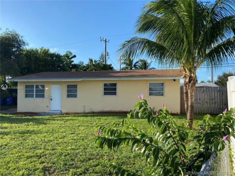 3755 SW 16th Ct Fort Lauderdale FL 33312