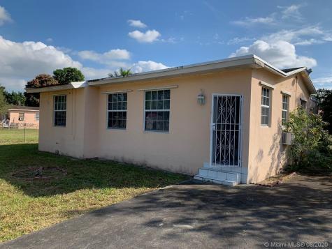 1166 NW 115th St Miami FL 33168