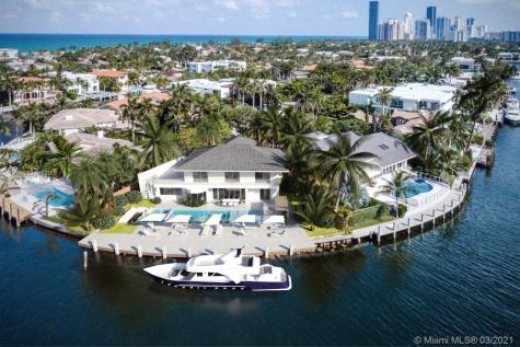 447 Center Island Dr Golden Beach FL 33160