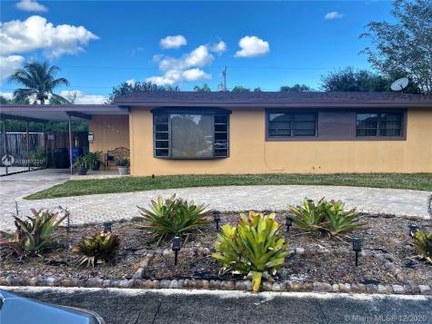 3613 SW 23rd Ct Fort Lauderdale FL 33312