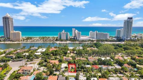 4535 Sheridan Ave Miami Beach FL 33140