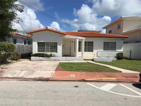 611 86th St Miami Beach FL 33141